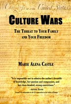 cover of Culture Wars by Marie Castle