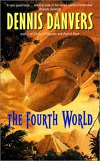 The Fourth World by Dennis Danvers front cover