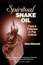 spiritual snake oil by chris edwards, cover