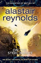 cover of On the Steel Breeze, by Alastair Reynolds