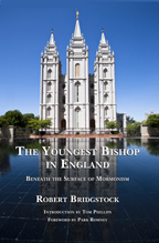 Youngest Bishop in England cover