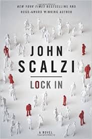 Lock In, by John Scalzi, cover