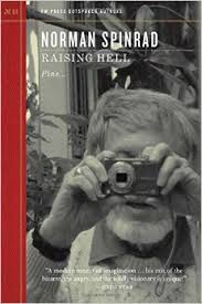 Raising Hell, by Norman Spinrad, cover