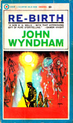 Re-Birth, by John Wyndham front cover