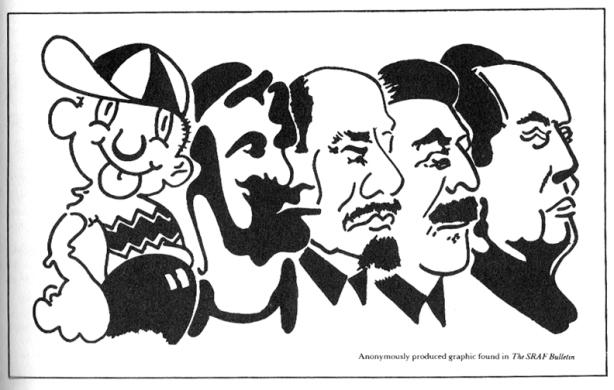 'Revolutionaries'