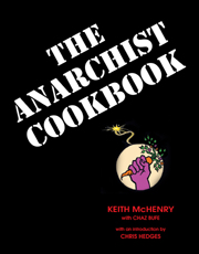 Anarchist Cookbook front cover