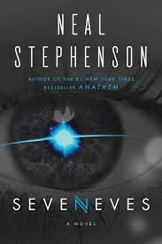 Seveneves by Neal Stephenson front cover