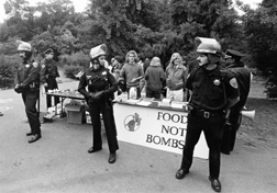 Food Not Bombs in Golden Gate Park