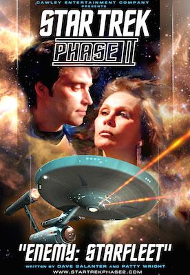 Tar Trek Phase II poster