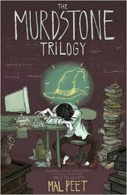 Murdstone Trilogy cover
