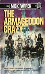 "cover of ""The Armageddon Crazy"" by Mick Farren"