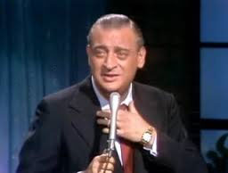 Rodney Dangerfield on stage