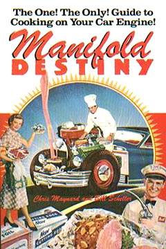 Manifold Destiny cover
