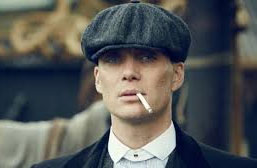 """tommy Shelby"" from Peaky Blinders"