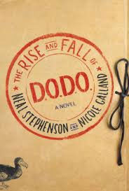 The Rise and Fall of Dodo front cover