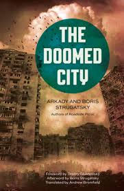 Doomed City, by Arkady and Boris Strugatsky, front cover