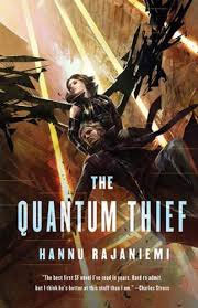 Quantum Thief cover