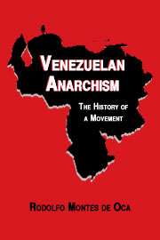 Venezuelan Anarchism front cover